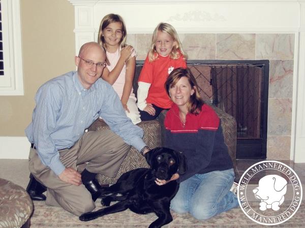 labrador-family